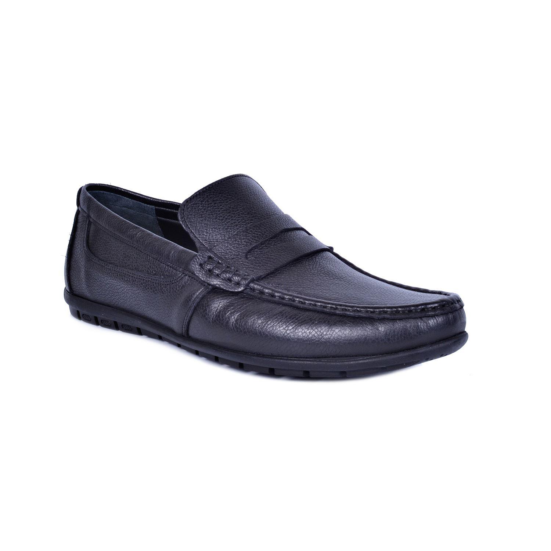 Siyah Erkek Deri Ayakkabı 375