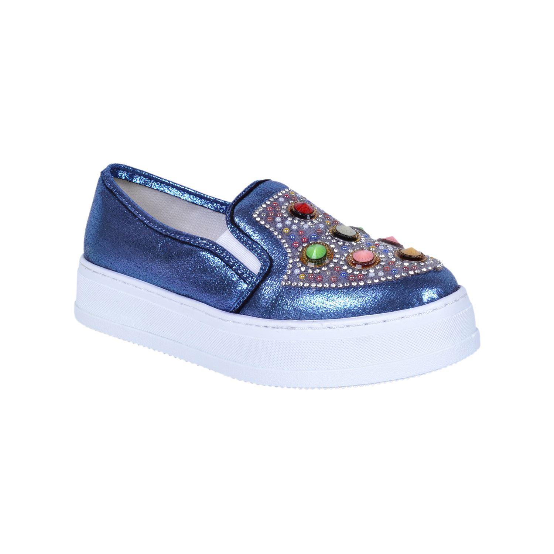 Mavi Çocuk Ayakkabı 676116