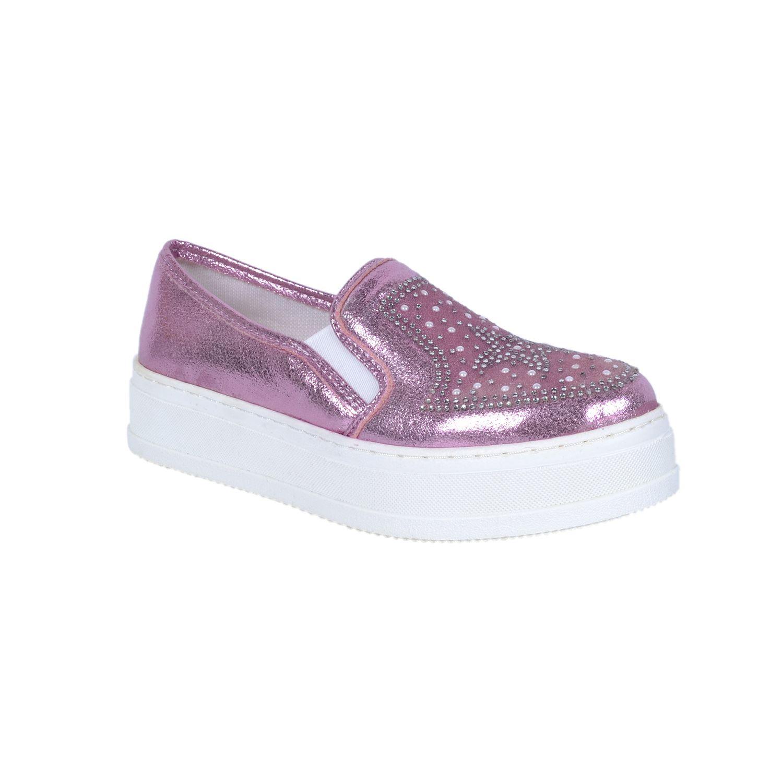 Pembe Çocuk Günlük Ayakkabı 171101