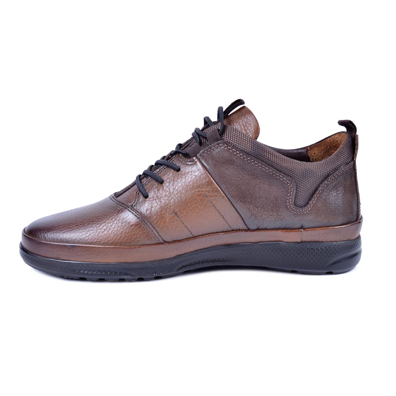 Marcomen 18103 Kahve Erkek Deri Ayakkabı