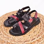 Messimod Erkek Deri Sandalet 3818