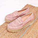 Pudra Kalın Taban Kadın Sneaker 48960